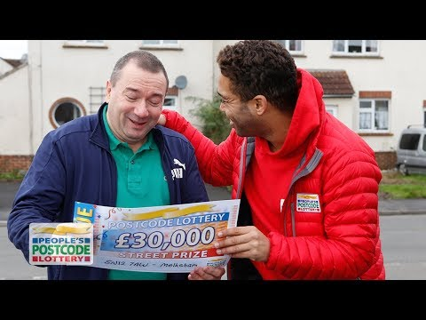 Street Prize Winners - SN12 7AW In Melksham On 19/11/2017 - People's Postcode Lottery