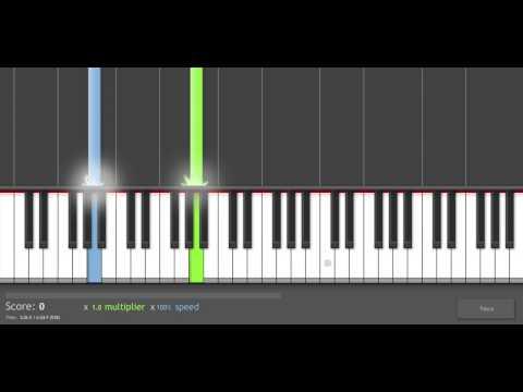 Piano Tutorial: Tool - Schism