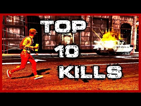 (GTA 5 Online) Top 10 Kills Of The Week | Episode 38