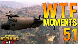 PUBG WTF Funny Moments Highlights Ep 51 (playerunknown's battlegrounds Plays)