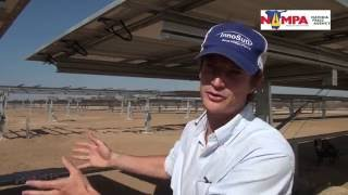 NAMPA: Okahandja Solar power plant 03 July 2016 HD