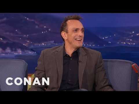 "Hank Azaria As Chief Wiggum Sings ""Let It Go""  - CONAN on TBS"