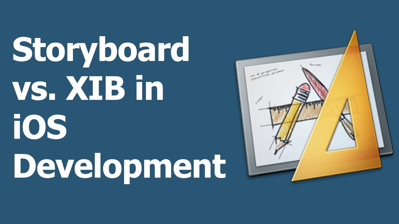Interface Builder: XIBs vs Storyboards