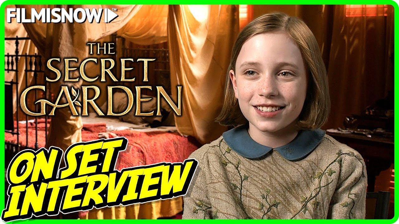 THE SECRET GARDEN | Dixie Egerickx