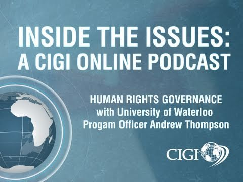 Inside the Issues Ep. 6: Human Rights Governance