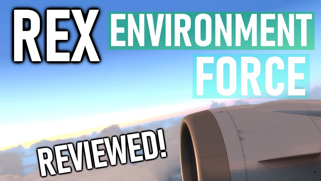 REX Environment Force: Full Review & Opinion! – Hero Display