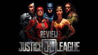 Review | Фильм «Лига Справедливости/Justice League»