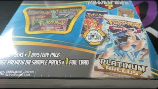 GUARANTEED VINTAGE PACK HOLO PULL! | OPENING POKEMON MEGA MYSTERY POWER BOX