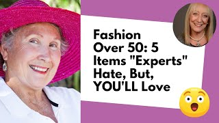 "Fashion Over 50: The ""Experts""…"