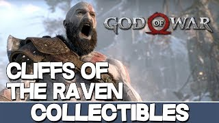 God of War | Cliffs of the Raven Collectibles Guide