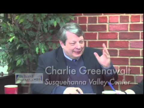 Behind the Headlines April 25, 2016 Susquehanna Valley Center for Public Policy
