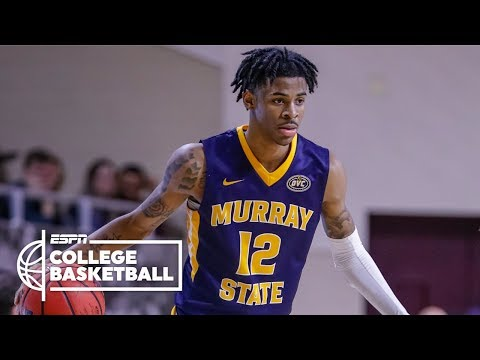 Saturday\'s Top 10 Plays include Ja Morant\'s huge block | College Basketball Highlights
