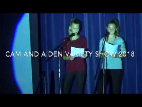 Cam and Aiden Nathan Hale Ray Middle School Variety Show 2018