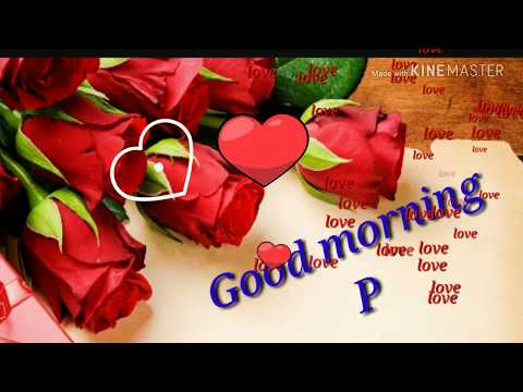 P letter good morning WhatsApp status video 🦃🦃🦃🦃🦃🦃🦃🦃