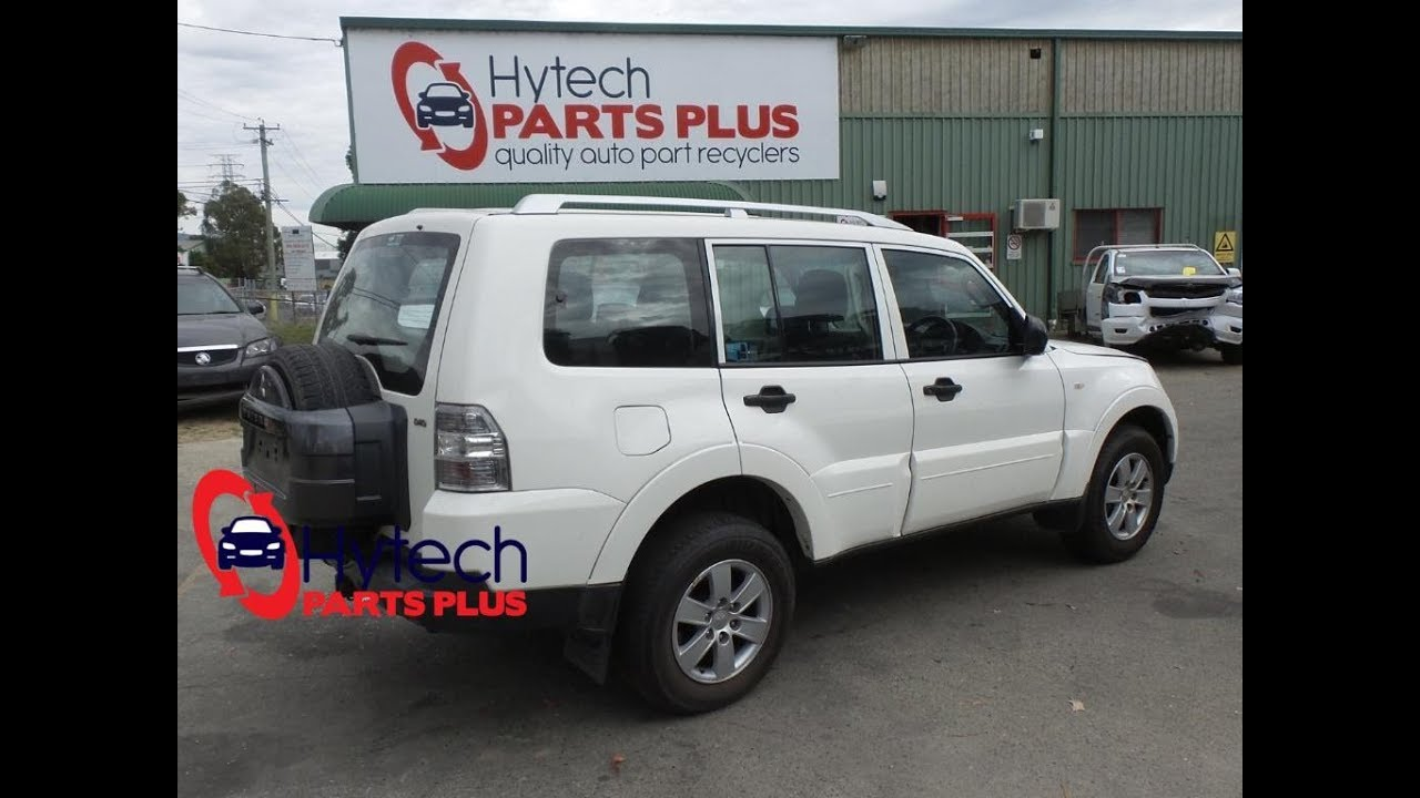 hight resolution of new arrival mitsubishi pajero ns 2008 diesel