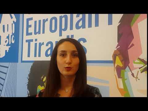 Ketrina Cabiri Mijo, European University of Tirana
