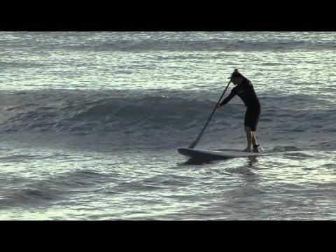 Stand Up Paddling - Taking Your SUP To The Surf