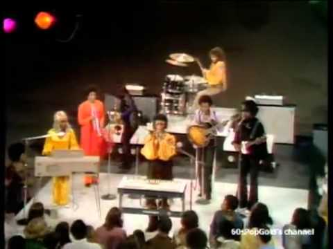 Sly & The Family Stone -  Everyday People & Dance To The Music