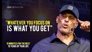 15 Minutes for the NEXT 15 Years of Your LIFE | Change The Way You See Things (Tony Robbins Speech)