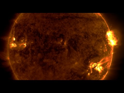 Magnetic Storm, USA Storm Alert, Fluoride | S0 News Oct.13.2016