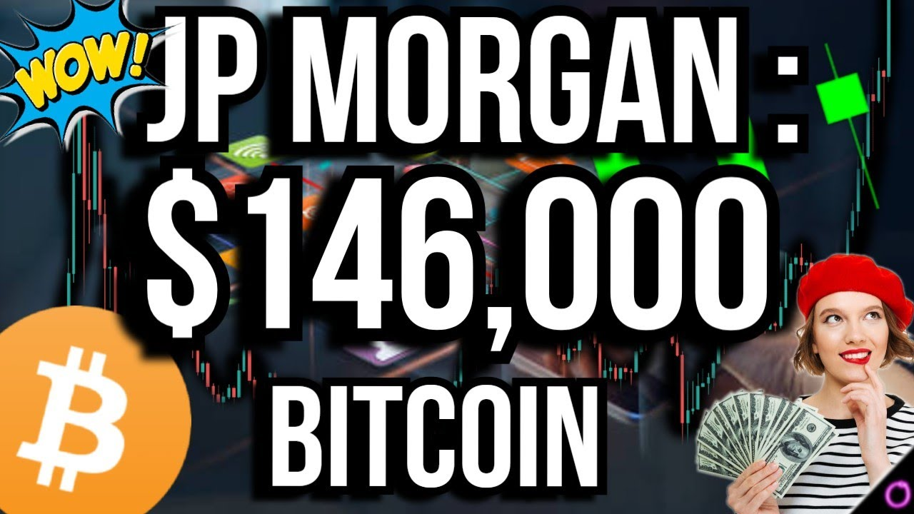 EXCITING NEWS Bitcoin will rocket to $146,000