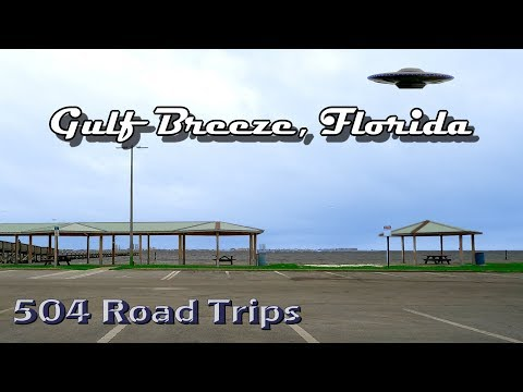 Road Trip #347 - Gulf Breeze Florida - City Drive
