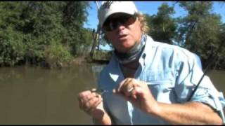 Barramundi Fishing in Australia showcasing a special Lure Technique