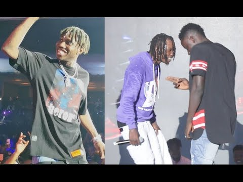 Download Japa EFCC! Zlatan, Naira Marley Scatter Stage With Dance Moves & Performance At Marlian Fest 2019