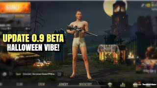 Update 0.9 Beta | PUBG Mobile | New Guns, Vehicles & Night Mode!