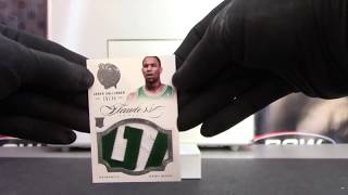 2012/13 Panini Flawless Basketball 2 Case GB 2 Box Break