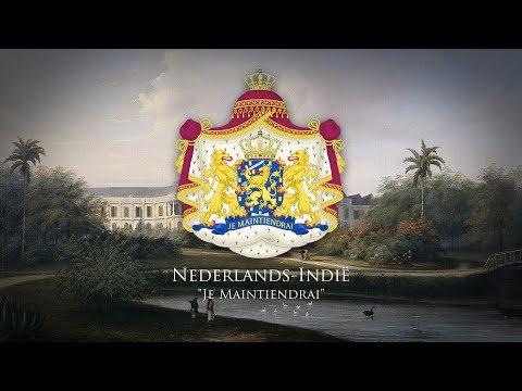 "Dutch East Indies/Netherlands East-Indies (1816–1949) ""Het Wilhelmus"""