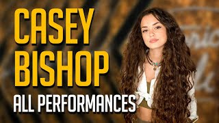 Teen Rockstar Casey Bishop All Performances on American Idol