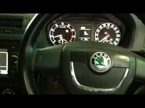 Skoda Audi volkswagen seat stering angle sensor reset - YouTube