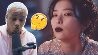 Gambar cover Reacting to Red Velvet 레드벨벳 'Psycho' MV