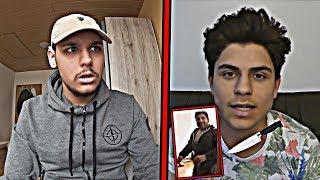 Ali Hakim zieht MESSER vor VATER!