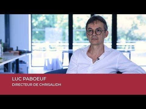 Luc PABOEUF - Directeur de la Chaire Crisalidh Innovation sociale & Territoires
