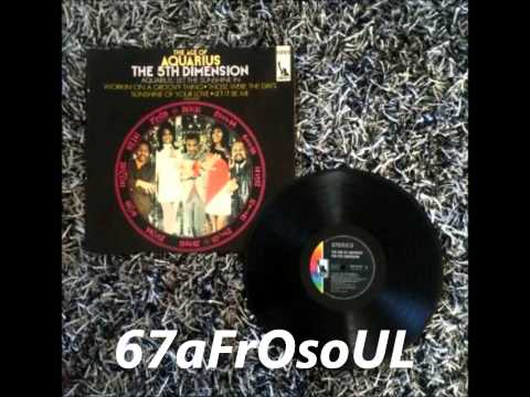 ✿ The 5th Dimension - Aquarius (Medley) / Let The Sunshine In (1969) ✿