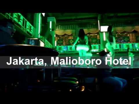 Jakarta, Malioboro Hotel:ジャカルタのマリオボーロホテル