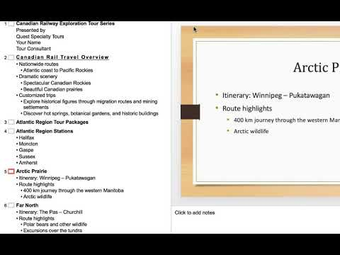 Convert Your Word Document Into A PowerPoint Presentation