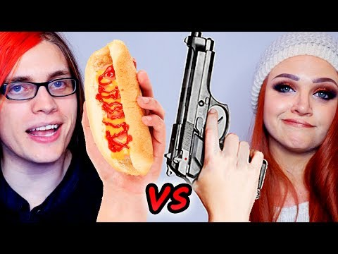 Which one of these is more likely to kill you? ft. Glam and Gore