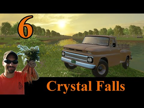 Farming Simulator 2015 Crystal Falls E6: talking contracting