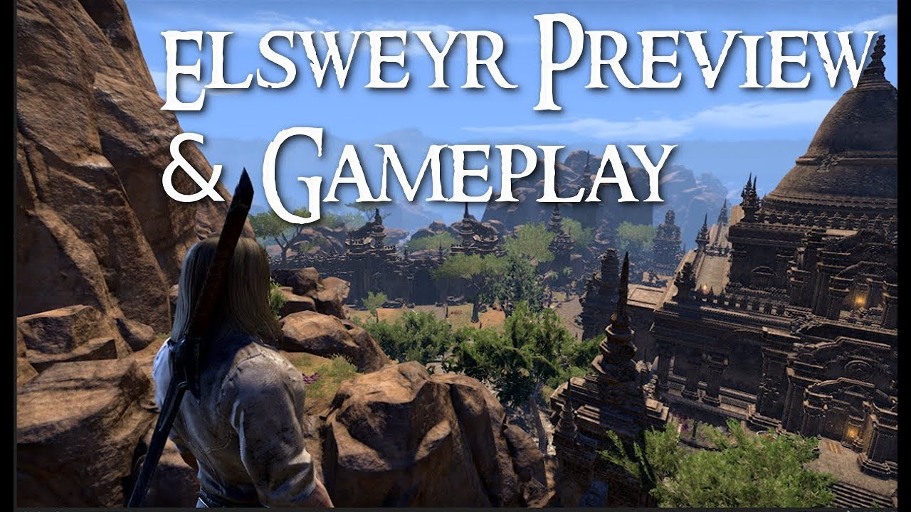 ESO: Elsweyr Gameplay Impressions & Necromancer Preview