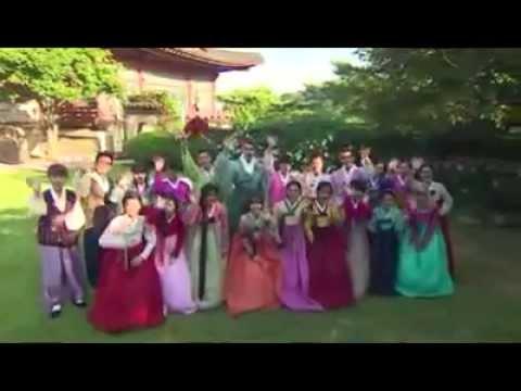 Wonder Girls Hyerim @ Wiki Korea Tour - They are wearing Hanbok~!