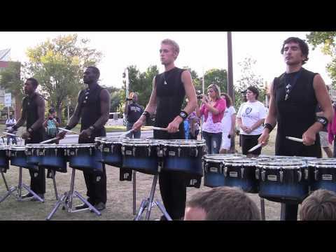 Bluecoats Drumline 2012 - Twitch