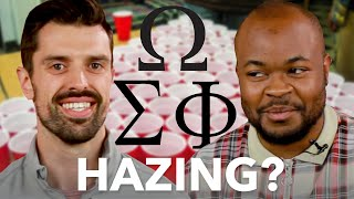 Frat Members Answer Commonly Asked Questions About Fraternities