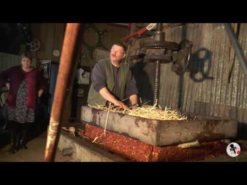 La fabrication du cidre à l'ancienne - Tréguidel