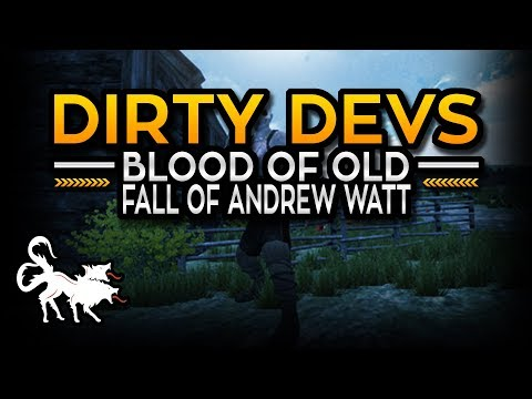 Dirty Devs: Blood of Old Developer threatens DMCA and Lawsuit against me
