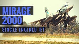 Baixar Mirage 2000 Fighter Plane  - Single Engined Jet
