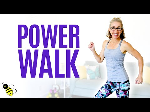 FUN + Sweaty 25 Minute WEIGHT LOSS Power Walk for Women over 50 ⚡️ Pahla B Fitness