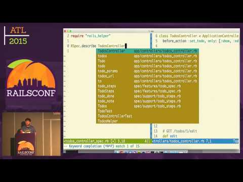 RailsConf 2015 - Understanding Rails test types in RSpec